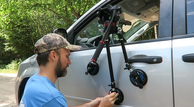 $135 PRO Camera Car Mount!