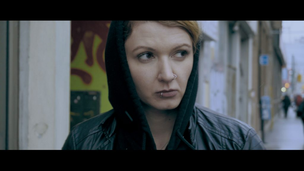 The Girl with the Dragon Tattoo - after