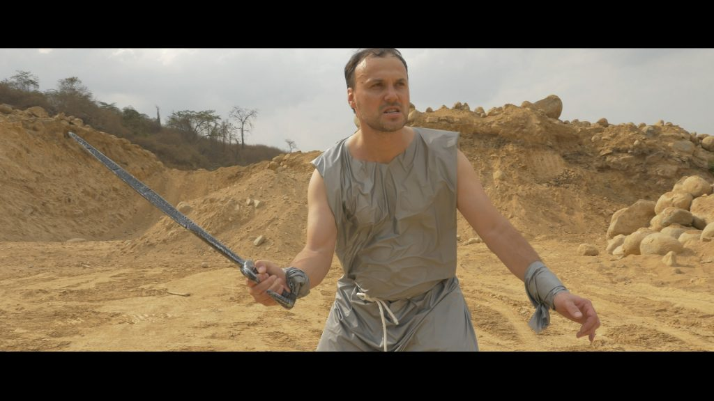 Gladiator - before