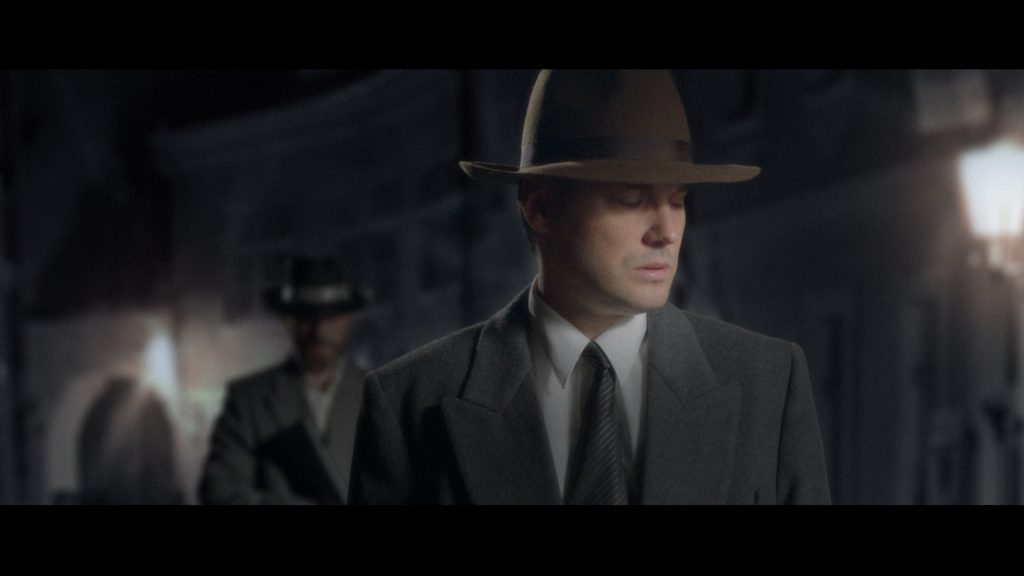 Road To Perdition - before