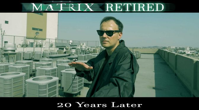 """The Matrix: Retired"" – recreating famous movie scenes"