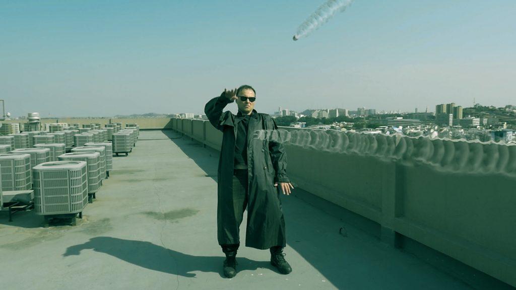 The Matrix - after