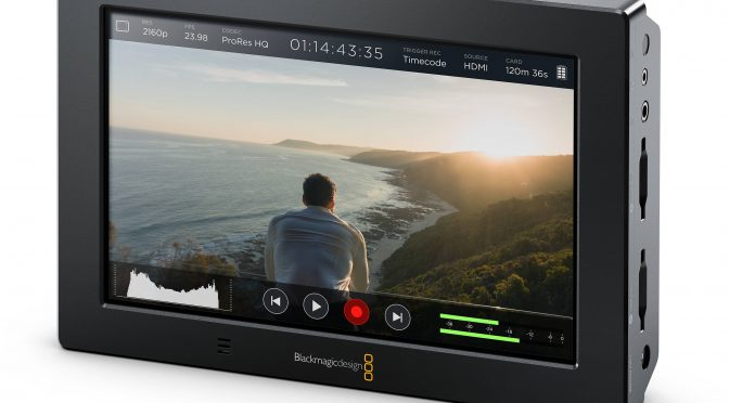Deals on BlackMagic recorder monitors