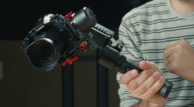 CAME-TV Optimus – the successor to my favorite gimbal for DSLR / DSLM cameras