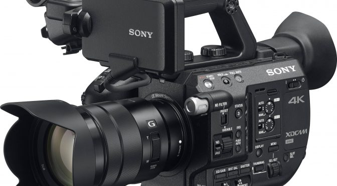 Save $1K on the Sony FS5