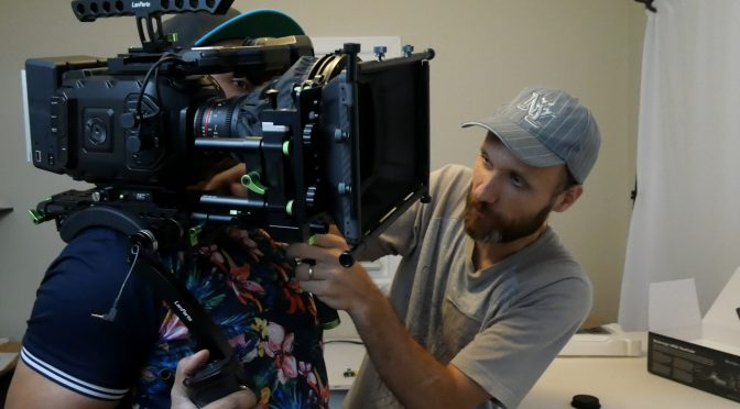 Building URSA Mini cinema rig with Clint D'Souza