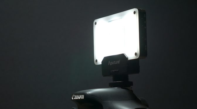 Aputure Amaran AL-M9 – on-camera LED light review