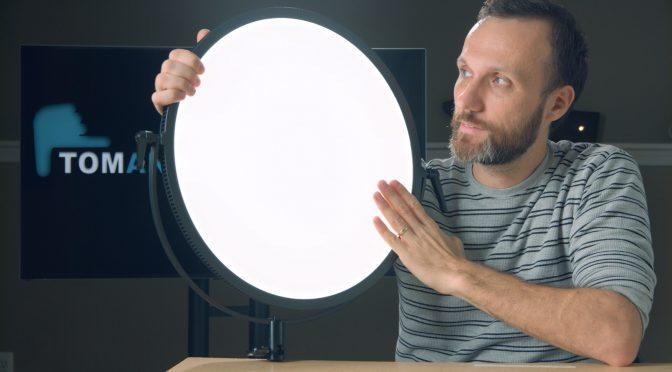 CAME-TV Bi-Color LED Edge Light