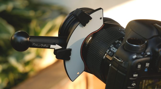 FocusShifter Follow Focus for DSLR Cameras