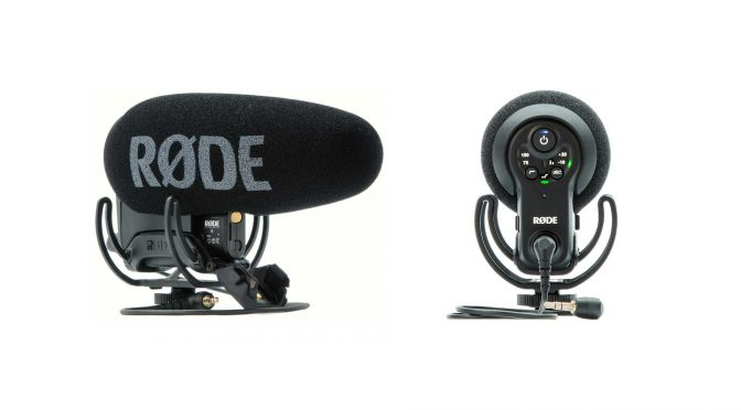 The successor to the most popular on-camera mic ready for orders
