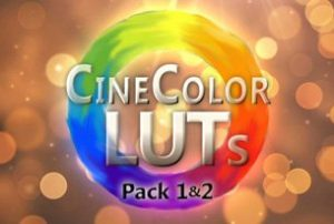 CineColor LUTS by Tom Antos