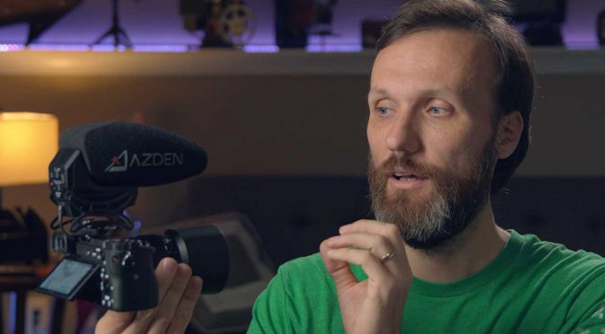 Azden SMX-30 video microphone review