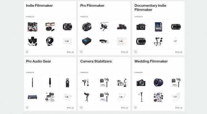 What camera should I get? Or gimbal? etc