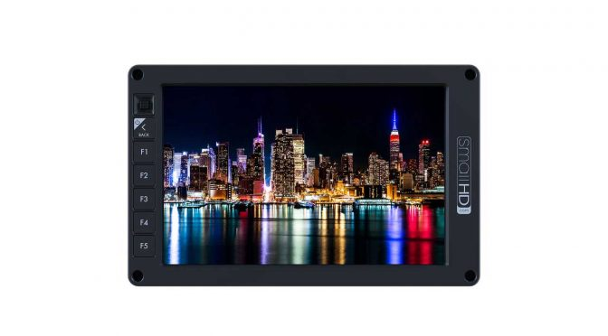 SmallHD 702 7 inch monitor