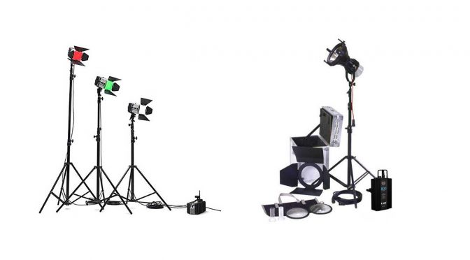 Damn good discounts on lighting gear! Save $1K and more on Digital Sputnik and Joker kits