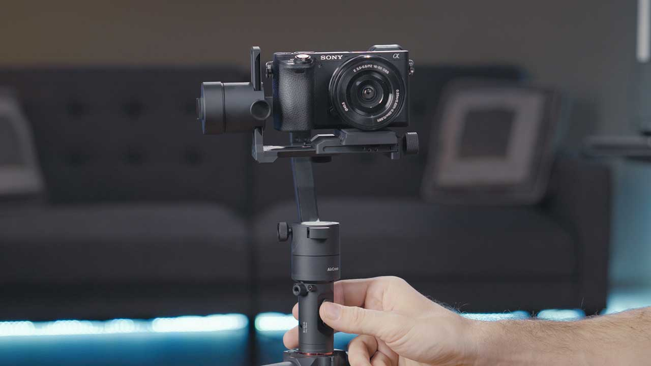 Moza Aircross 3 Axis Gimbal Stabilizer Review Tom Antos