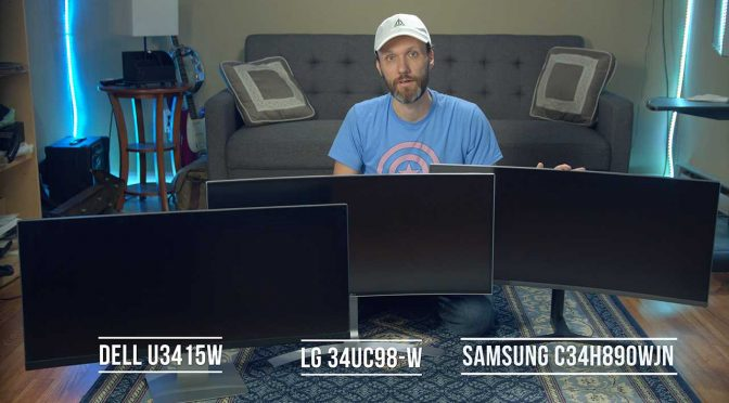 Best Ultra-Wide Monitors for Video Editing