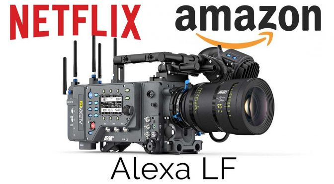 Arri Alexa LF 4K Camera release