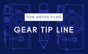 Gear Tip Line sidebar banner