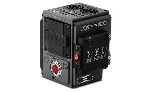 Red Scarlet camera