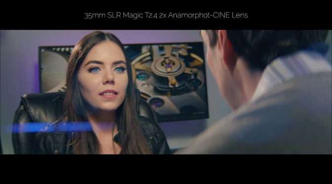 The most affordable anamorphic lenses