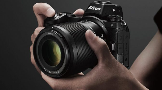 Nikon's first step into the mirrorless camera world with the Z7 and Z6