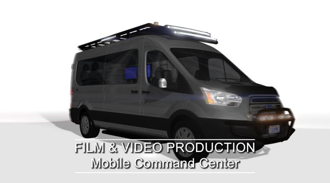 Ultimate Film & Video Production Vehicle
