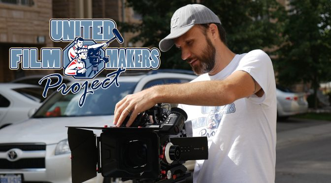 We lost our camera! United Filmmakers Project – Episode 2