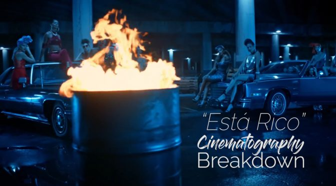 "Cinematography Breakdown ➡ ""Está Rico"" Marc Anthony & Will Smith"