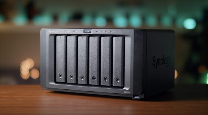 How to improve your video editing with Synology DS1618+ NAS