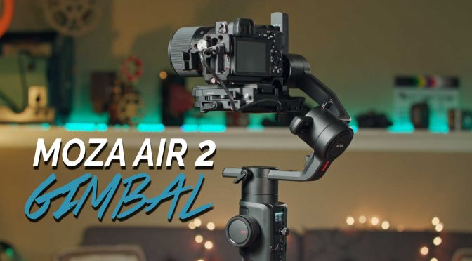 Moza Air 2 Gimbal – How and why I use it for filmmaking