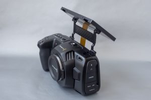Blackmagic Pocket Cinema Camera 4k Flip Screen Modification Tom Antos Films