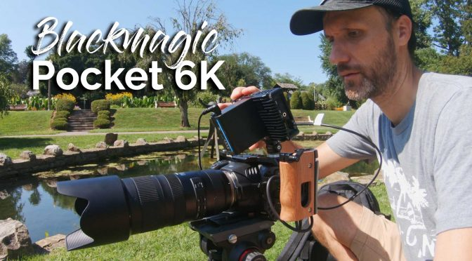 Blackmagic Pocket 6K Camera Review
