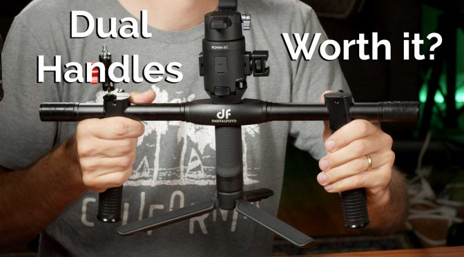 Dual Handles for Gimbals – Are they worth it?