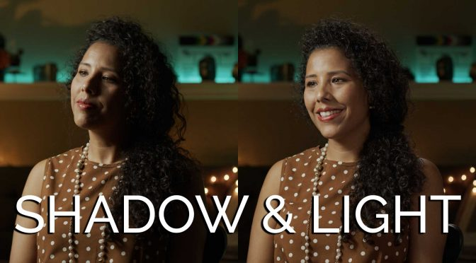 Using shadows and light to shape your scene