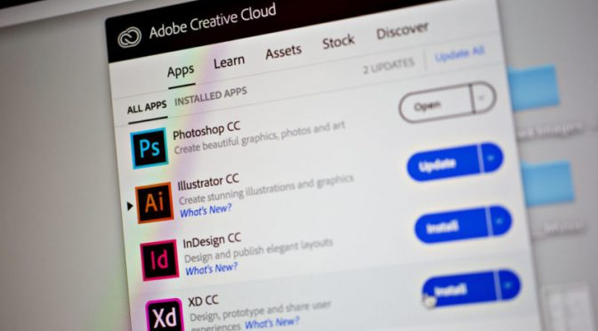 No more Adobe in Venezuela? Dangers of subscription services!