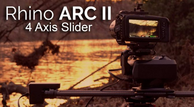 Rhino ARC II 4 Axis Slider