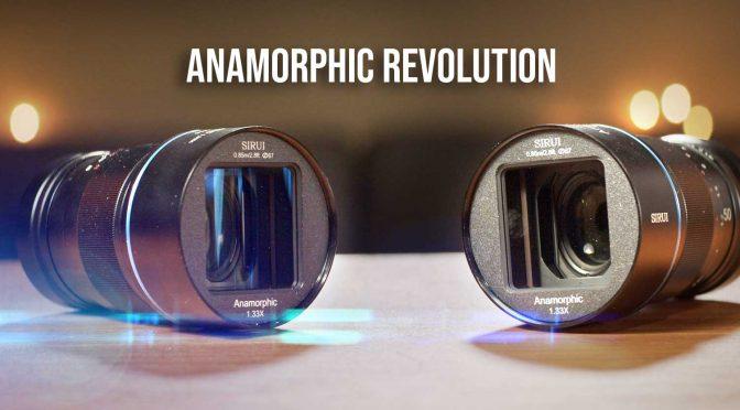 Anamorphic Revolution! 😲 Sirui 50MM F1.8 Lens