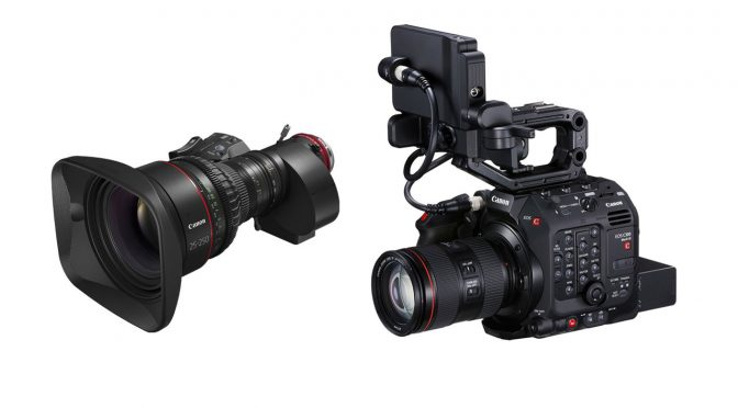 Canon's NAB 2020 Announcements – C300 Mark3 and CINE-SERVO 25-250mm Lens
