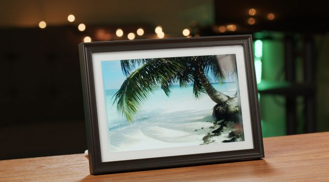Best Mother's Day Gift Under $100 – Dragon Touch Digital Picture Frame