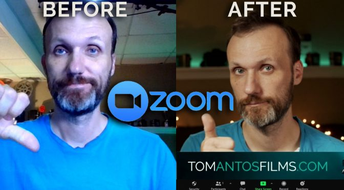 Maximize Your ZOOM Video Conferencing Quality