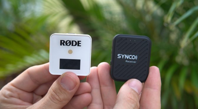 Synco Wireless Microphone or the Rode Wireless Go?