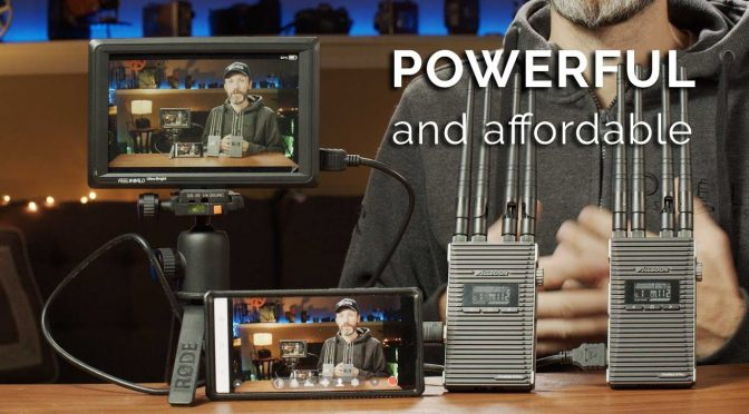 Accsoon CineEye 2 Pro Wireless Video