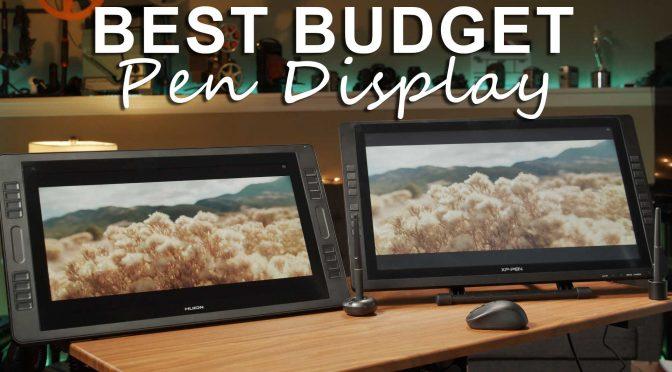 Best Budget Pen Displays