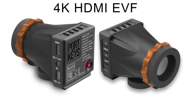 Affordable EVF