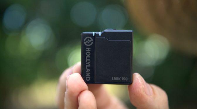 Tiny, Dual, Wireless Mics – Hollyland Lark 150