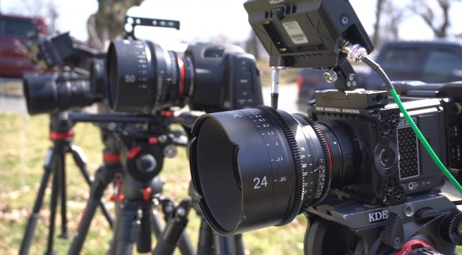 What is the best camera for filmmaking according to you?