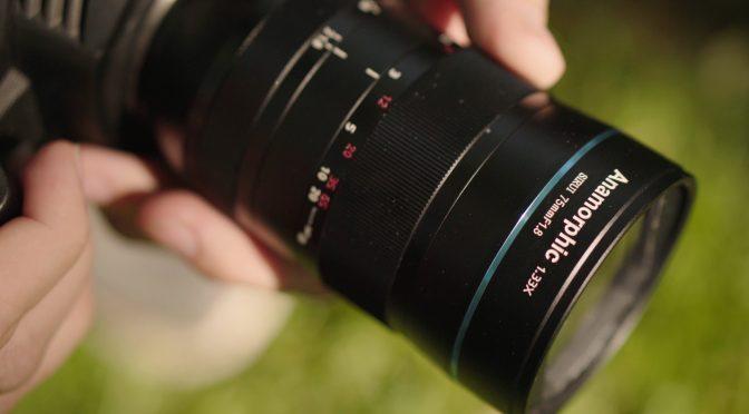 Anamorphic Revolution Continues! 😲 Sirui 75mm F1.8 Anamorphic Lens