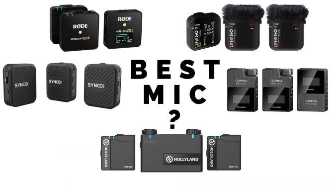 Best Compact Wireless Mic!