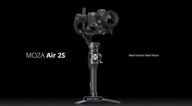 Moza Air 2s – First Look